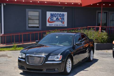 2014 Chrysler 300 for sale at Motor Car Concepts II - Kirkman Location in Orlando FL