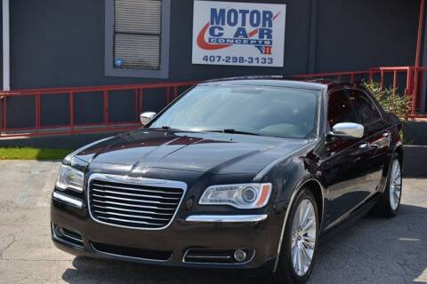 2013 Chrysler 300 for sale at Motor Car Concepts II - Colonial Location in Orlando FL