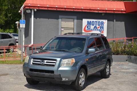 2006 Honda Pilot for sale at Motor Car Concepts II - Kirkman Location in Orlando FL