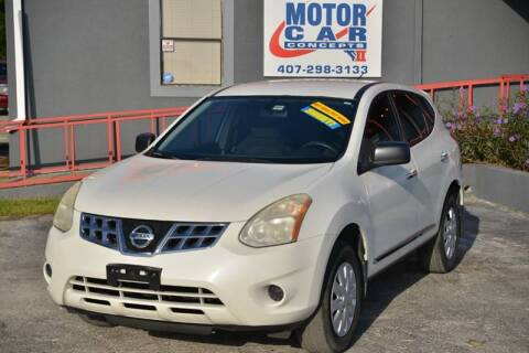 2012 Nissan Rogue for sale at Motor Car Concepts II - Kirkman Location in Orlando FL