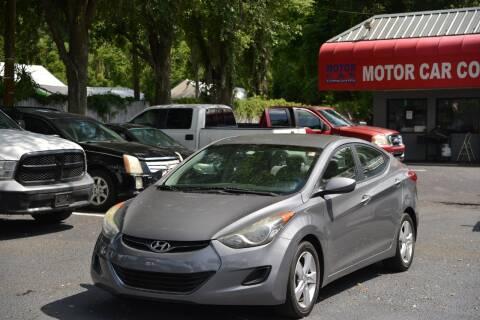 2013 Hyundai Elantra for sale at Motor Car Concepts II - Apopka Location in Apopka FL