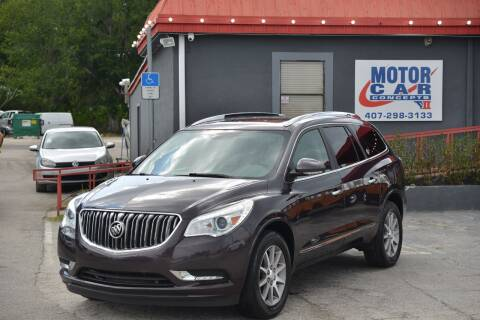 2016 Buick Enclave for sale at Motor Car Concepts II - Kirkman Location in Orlando FL