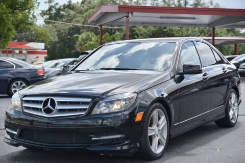 2011 Mercedes-Benz C-Class for sale at Motor Car Concepts II - Apopka Location in Apopka FL