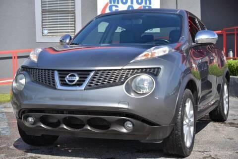 2011 Nissan JUKE for sale at Motor Car Concepts II - Apopka Location in Apopka FL