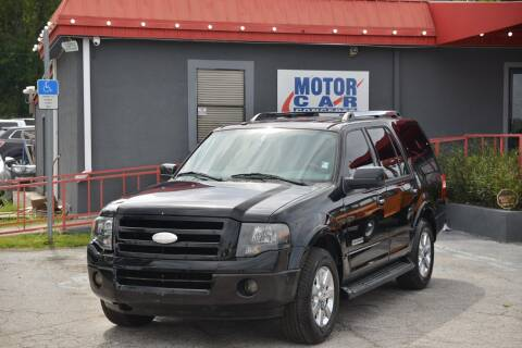 2007 Ford Expedition for sale at Motor Car Concepts II - Kirkman Location in Orlando FL