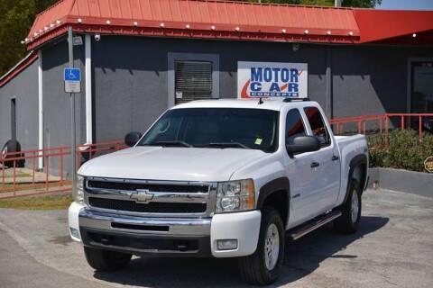 2007 Chevrolet Silverado 1500 for sale at Motor Car Concepts II - Kirkman Location in Orlando FL