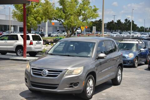2011 Volkswagen Tiguan for sale at Motor Car Concepts II - Colonial Location in Orlando FL
