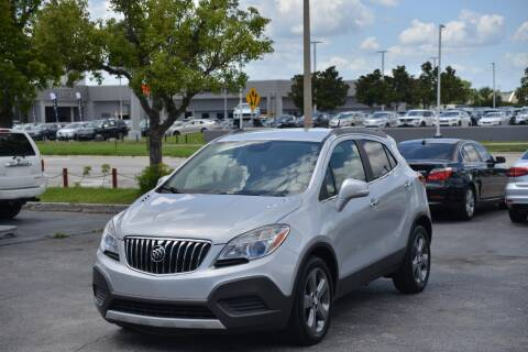 2014 Buick Encore for sale at Motor Car Concepts II - Colonial Location in Orlando FL