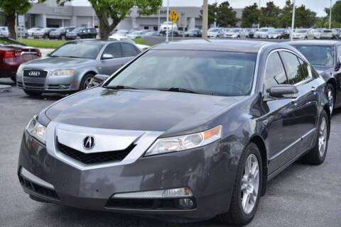 2009 Acura TL for sale at Motor Car Concepts II - Colonial Location in Orlando FL