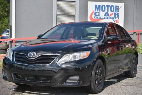 2011 Toyota Camry for sale at Motor Car Concepts II - Colonial Location in Orlando FL