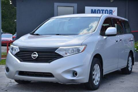 2013 Nissan Quest for sale at Motor Car Concepts II - Kirkman Location in Orlando FL