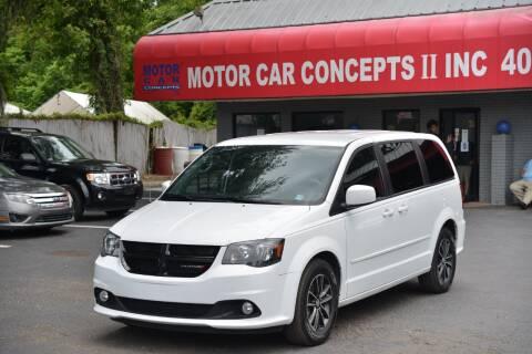 2015 Dodge Grand Caravan for sale at Motor Car Concepts II - Apopka Location in Apopka FL