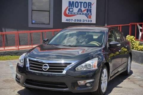 2013 Nissan Altima for sale at Motor Car Concepts II - Apopka Location in Apopka FL
