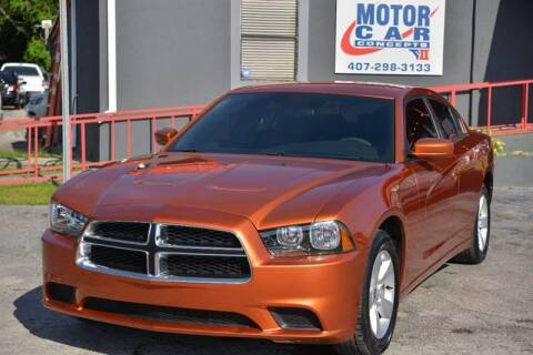 2011 Dodge Charger for sale at Motor Car Concepts II - Kirkman Location in Orlando FL