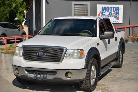2006 Ford F-150 for sale at Motor Car Concepts II - Apopka Location in Apopka FL
