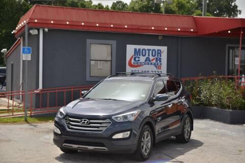2013 Hyundai Santa Fe Sport for sale at Motor Car Concepts II - Kirkman Location in Orlando FL