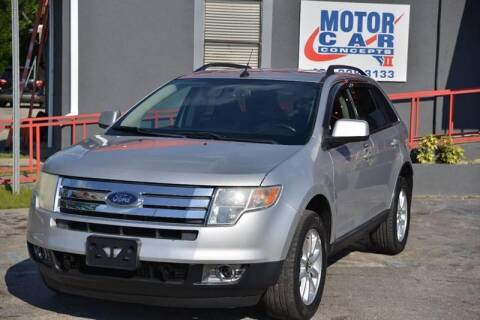 2009 Ford Edge for sale at Motor Car Concepts II - Kirkman Location in Orlando FL