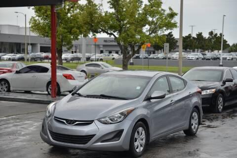 2016 Hyundai Elantra for sale at Motor Car Concepts II - Colonial Location in Orlando FL