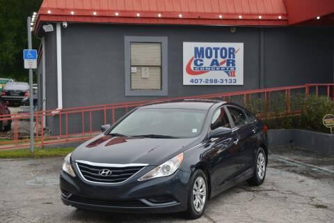 2012 Hyundai Sonata for sale at Motor Car Concepts II - Kirkman Location in Orlando FL