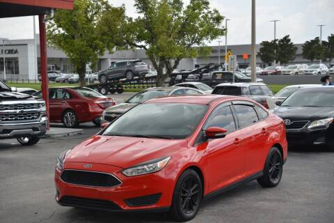 2017 Ford Focus for sale at Motor Car Concepts II - Colonial Location in Orlando FL