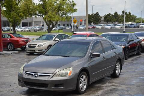 2007 Honda Accord for sale at Motor Car Concepts II - Colonial Location in Orlando FL