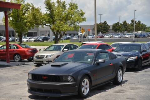 2008 Ford Mustang for sale at Motor Car Concepts II - Colonial Location in Orlando FL