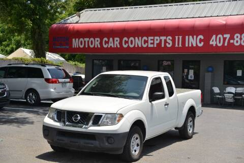 2014 Nissan Frontier for sale at Motor Car Concepts II - Apopka Location in Apopka FL