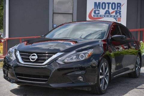 2017 Nissan Altima for sale at Motor Car Concepts II - Apopka Location in Apopka FL