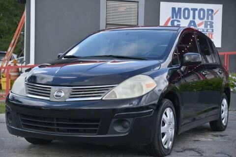 2009 Nissan Versa for sale at Motor Car Concepts II - Apopka Location in Apopka FL