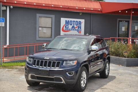 2014 Jeep Grand Cherokee for sale at Motor Car Concepts II - Kirkman Location in Orlando FL