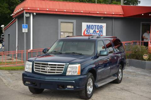 2006 Cadillac Escalade ESV for sale at Motor Car Concepts II - Kirkman Location in Orlando FL