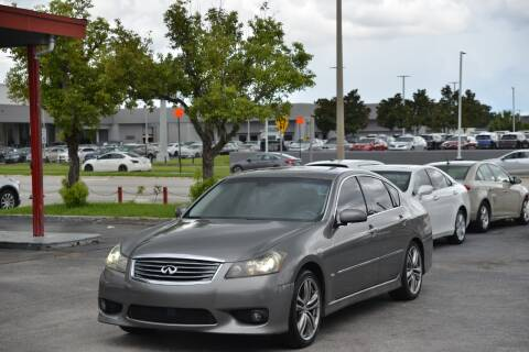 2009 Infiniti M35 for sale at Motor Car Concepts II - Colonial Location in Orlando FL
