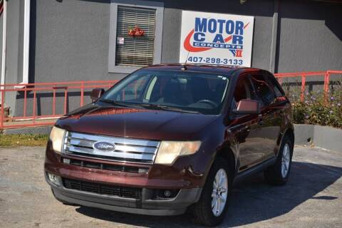 2010 Ford Edge for sale at Motor Car Concepts II - Colonial Location in Orlando FL