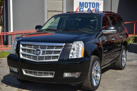 2011 Cadillac Escalade for sale at Motor Car Concepts II in Orlando FL