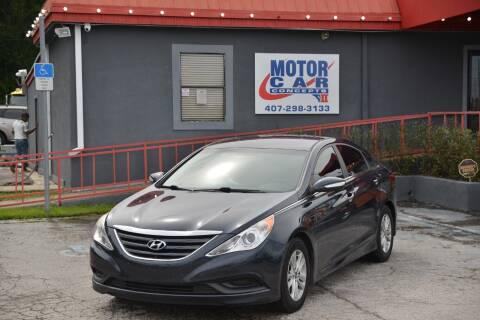 2014 Hyundai Sonata for sale at Motor Car Concepts II - Kirkman Location in Orlando FL
