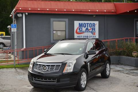 2014 Cadillac SRX for sale at Motor Car Concepts II - Kirkman Location in Orlando FL