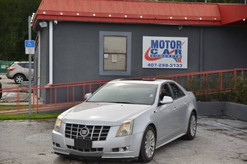 2012 Cadillac CTS for sale at Motor Car Concepts II - Colonial Location in Orlando FL