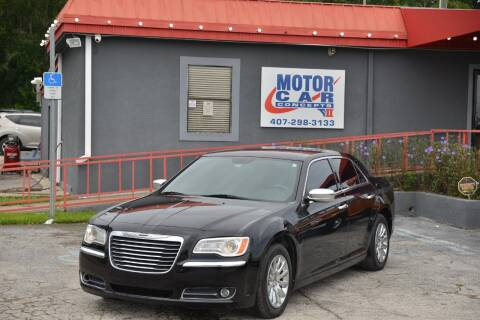 2013 Chrysler 300 for sale at Motor Car Concepts II - Kirkman Location in Orlando FL