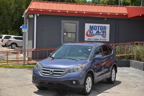 2013 Honda CR-V for sale at Motor Car Concepts II - Kirkman Location in Orlando FL