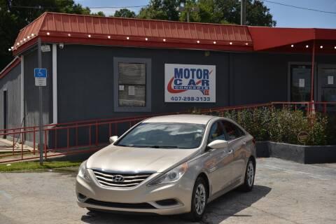2011 Hyundai Sonata for sale at Motor Car Concepts II - Kirkman Location in Orlando FL