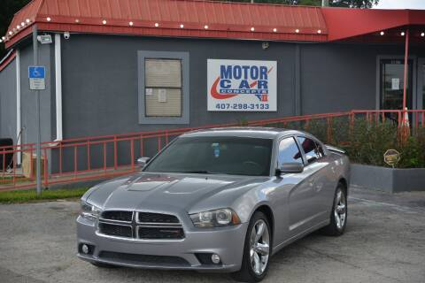 2014 Dodge Charger for sale at Motor Car Concepts II - Kirkman Location in Orlando FL
