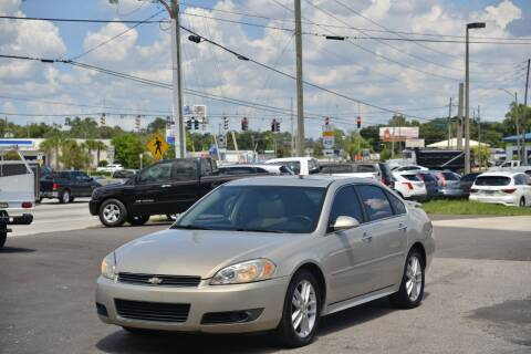 2010 Chevrolet Impala for sale at Motor Car Concepts II - Kirkman Location in Orlando FL