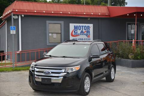 2013 Ford Edge for sale at Motor Car Concepts II - Kirkman Location in Orlando FL