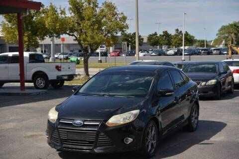 2014 Ford Focus for sale at Motor Car Concepts II - Kirkman Location in Orlando FL