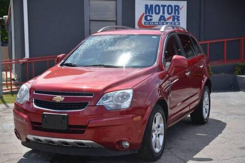 2014 Chevrolet Captiva Sport for sale at Motor Car Concepts II - Colonial Location in Orlando FL
