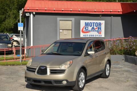 2007 Subaru B9 Tribeca for sale at Motor Car Concepts II - Kirkman Location in Orlando FL