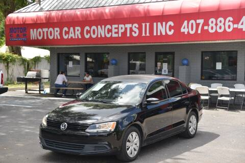 2014 Volkswagen Jetta for sale at Motor Car Concepts II - Apopka Location in Apopka FL