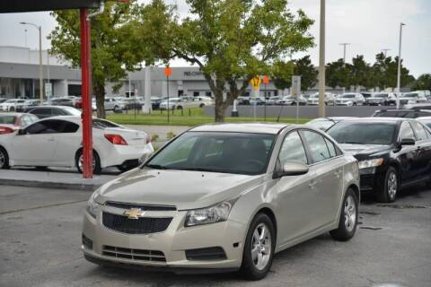 2014 Chevrolet Cruze for sale at Motor Car Concepts II - Apopka Location in Apopka FL