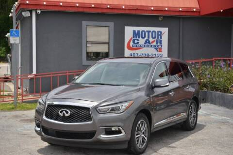 2018 Infiniti QX60 for sale at Motor Car Concepts II - Apopka Location in Apopka FL