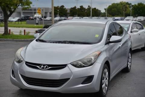 2012 Hyundai Elantra for sale at Motor Car Concepts II - Kirkman Location in Orlando FL